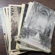 Postales: LOTE DE 50 POSTALES DE FRANCIA. AUTUN. PARAY LE MONIAL. FOUGERES. VER FOTOS.. Lote 213532472