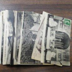 Postales: LOTE DE 50 POSTALES DE FRANCIA. CLUNY. TOURNUS. MACON. NANTES. VER FOTOS.. Lote 213533798