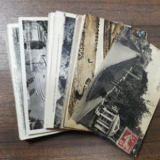 Postales: LOTE DE 50 POSTALES DE FRANCIA. LA BAULE. NANTES. LE CROSIC. PIRIAC. VER FOTOS.. Lote 213536677