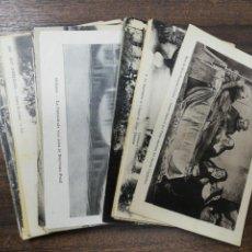 Postales: LOTE DE 50 POSTALES DE FRANCIA. NANTES. ORLEANS. CLERY. VER FOTOS.. Lote 213539813