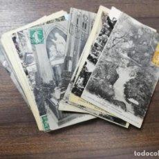 Postales: LOTE DE 50 POSTALES DE FRANCIA. BOCAMADOUR. ORLEANS. CLERY. VER FOTOS.. Lote 213540030