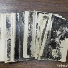 Postales: LOTE DE 50 POSTALES DE FRANCIA. ANGERS. SAUMUR. MONTSOREAU. VER FOTOS.. Lote 213597227