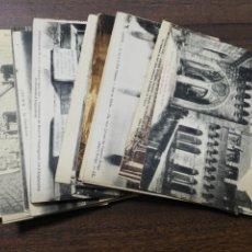 Postales: LOTE DE 50 POSTALES DE FRANCIA. LE LOT. CAHORS. PADIRAC. GEORGES SUR LOIRE. SAUMUR. VER FOTOS.. Lote 213602516