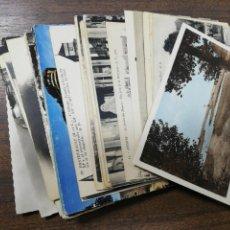 Postales: LOTE DE 50 POSTALES DE FRANCIA. ANGERS. SAUMUR. FENEU. CHAMPTOCE. VER FOTOS.. Lote 213604361