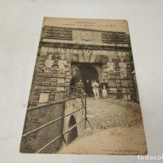 Postales: POSTAL FRANCIA - PERPIGNAN (LE ROUSSILLON) - ANCIENNE PORTE DE LA CITADELLE. Lote 213618353