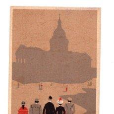Postales: TARJETA POSTAL LE PANTHEON. PARIS. FRANCIA. C. 1910. Lote 214261433