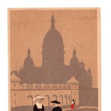 Postales: TARJETA POSTAL LE SACRÉ-COEUR. PARIS. FRANCIA. C. 1910. Lote 214261553
