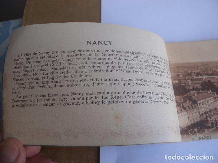 Postales: LIBRO 20 POSTALES NANCY FRANCIA - Foto 2 - 215030596