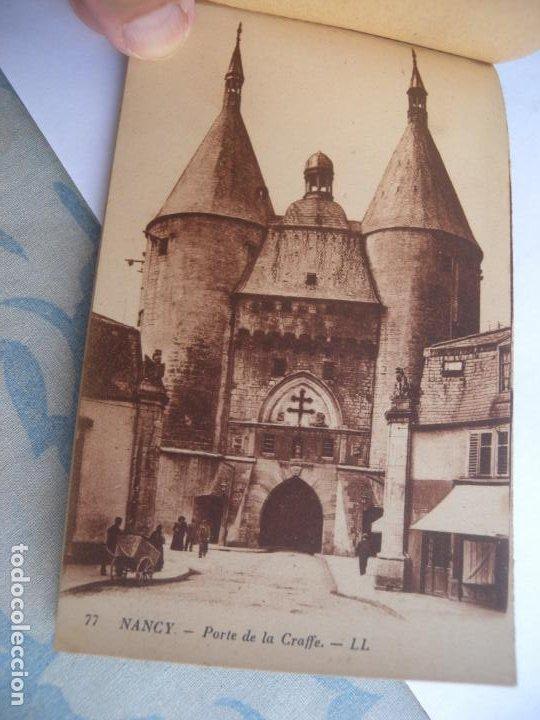 Postales: LIBRO 20 POSTALES NANCY FRANCIA - Foto 3 - 215030596