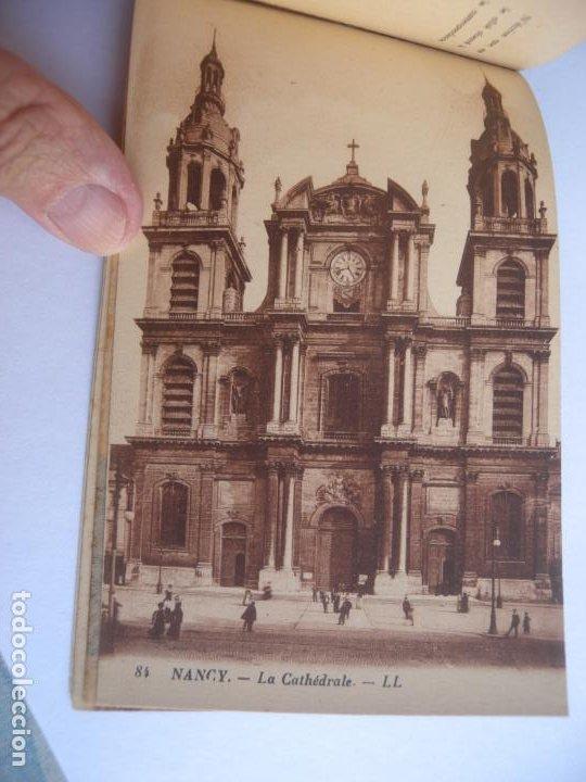 Postales: LIBRO 20 POSTALES NANCY FRANCIA - Foto 4 - 215030596