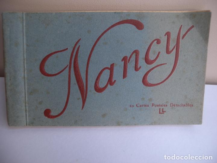 Postales: LIBRO 20 POSTALES NANCY FRANCIA - Foto 5 - 215030596
