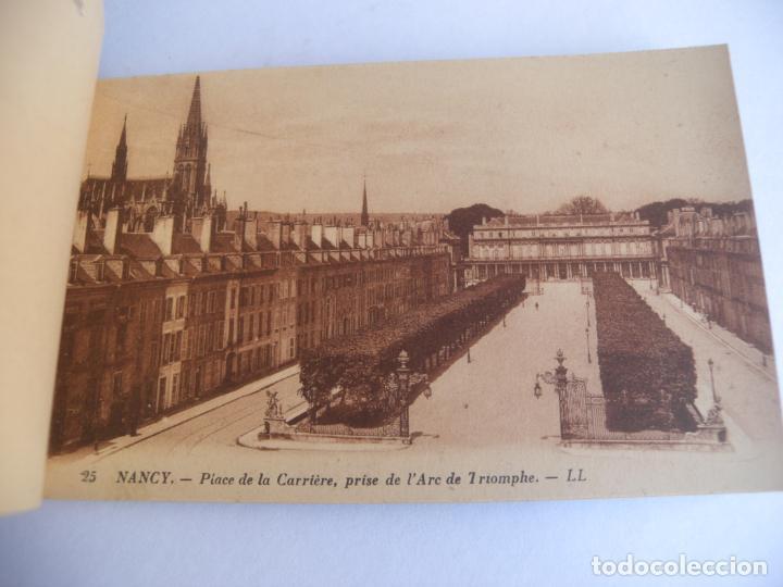 Postales: LIBRO 20 POSTALES NANCY FRANCIA - Foto 6 - 215030596