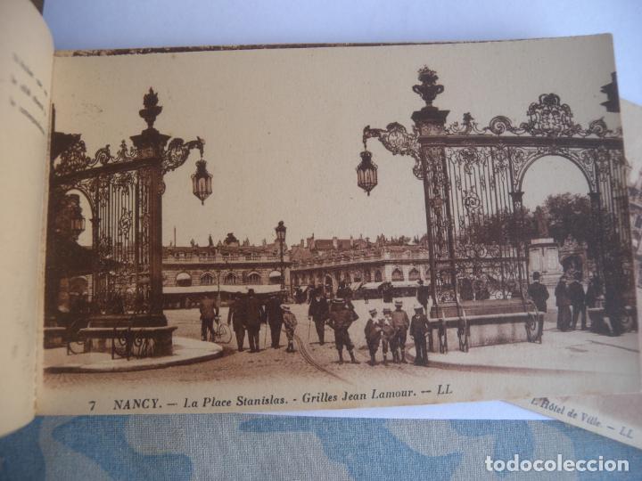 Postales: LIBRO 20 POSTALES NANCY FRANCIA - Foto 7 - 215030596