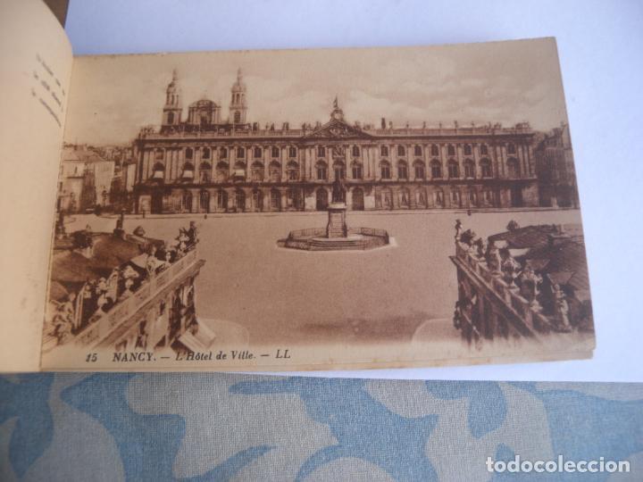 Postales: LIBRO 20 POSTALES NANCY FRANCIA - Foto 8 - 215030596