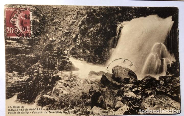 Postales: LOTE 3 POSTALES ANTIGUAS, PRINCIPIOS SIGLO XX FECHADAS ENTRE 1924-1925 - Foto 3 - 217054430