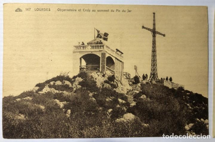 Postales: LOTE 3 POSTALES ANTIGUAS, PRINCIPIOS SIGLO XX FECHADAS ENTRE 1924-1925 - Foto 4 - 217054430