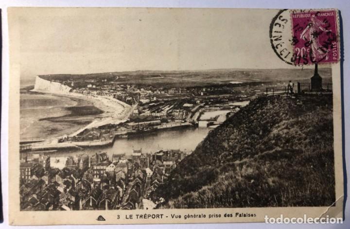 Postales: LOTE 3 POSTALES ANTIGUAS, PRINCIPIOS SIGLO XX FECHADAS ENTRE 1924-1925 - Foto 5 - 217054430