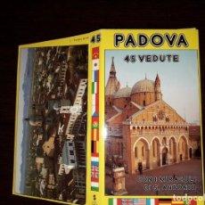 Postales: PADOVA-ITALIA. Lote 217416465