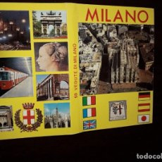 Postales: MILAN-ITALIA. Lote 217417482