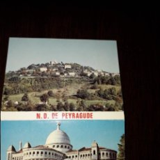 Postales: NOTRE DAM DE PEYRAGUDE 10 X 7.5 CM. Lote 217418195
