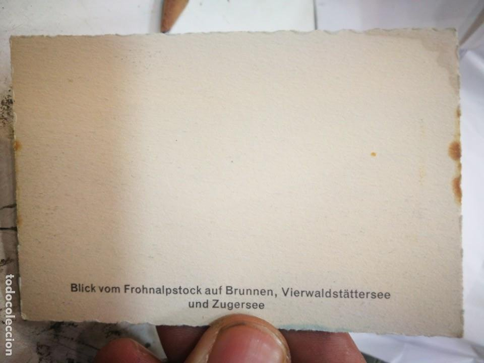 Postales: Postalita Block Frohnalpstock auf Brunnen pelín manchada - Foto 2 - 217722651