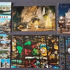Cartoline: POSTALES LOTE FRANCIA DIVERSAS CIUDADES. Lote 217936375
