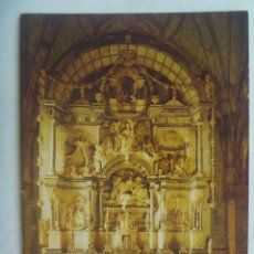 Postales: POSTAL DE SINTRA ( PORTUGAL ): PALACIO NACIONAL DA PENA , CAPILLA. Lote 218239576