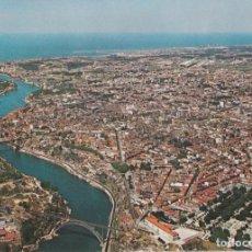 Cartoline: PORTUGAL, PORTO, VISTA AÉREA DE LOS TRES PUENTES – CIRCULADA. Lote 218393216