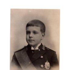 Cartes Postales: MONARQUIA.- PORTUGAL. S.A. INFANTE D. MANUEL.. Lote 219829310
