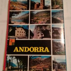 Postales: ANDORRA -24 POSTALES - FORMATO ACORDEON. Lote 219987417