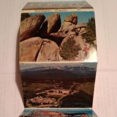 Postales: CERDAGNE CAPCIR - 10 POSTALES FORMATO ACORDEON. Lote 219991828