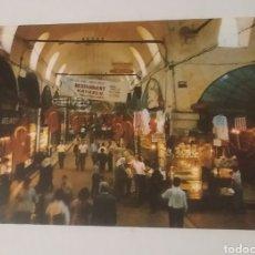 Postales: POSTAL TURQUÍA ESTAMBUL GRAN BAZAR KAPALI CARSI ISTAMBUL TURKEY. Lote 220128206