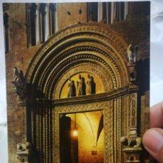 Postales: POSTAL PERICIA PORTALE DEL PALAZZO COMUNALES PELLEGRINI S/C. Lote 220578333