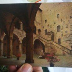 Postales: POSTAL FIRENZE MUSEO NACIONAL BARGELLO CORTILE S/C. Lote 220585263