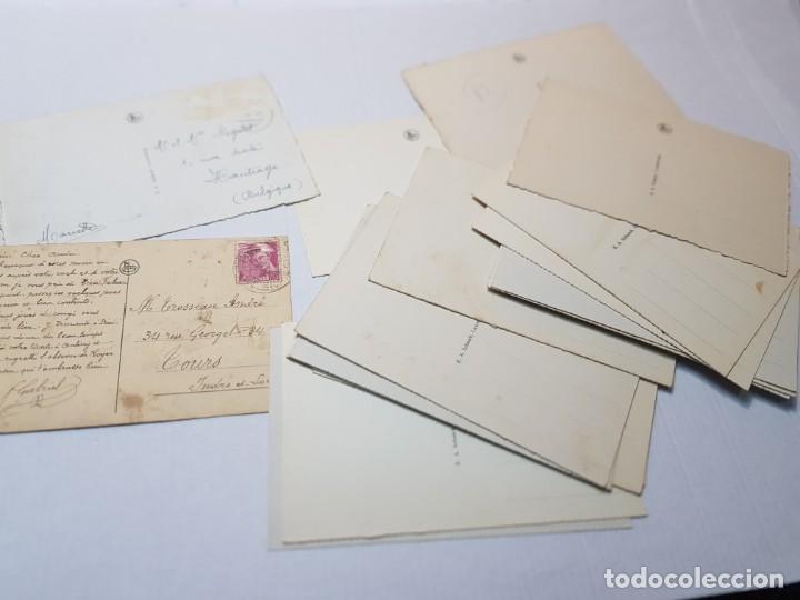 Postales: Postales antiguas Nels lote 23 principio de 1900 - Foto 8 - 220711148