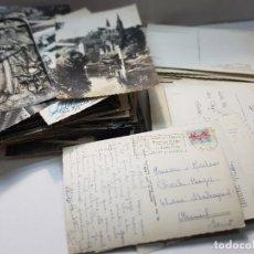 Postales: POSTALES ANTIGUAS EN BLANCO Y NEGRO AÑOS 20-70 LOTE 178. Lote 220810321