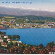 Postales: FRANCIA ANTIBES VISTA GENERAL POSTAL NO CIRCULADA. Lote 221239785