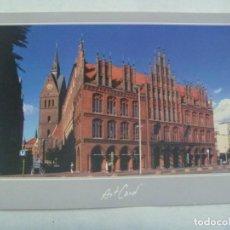 Postales: POSTAL DE HANNOVER ( ALEMANIA ): ALTES RATHAUS. Lote 221709485