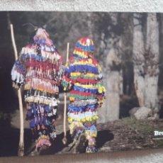 Postales: BRAGANÇA CARETOS FOLCLORE PORTUGAL CAMINO DE SANTIAGO FERIA TURISMO. Lote 221710966