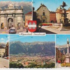 Postales: INNSBRUCK. AUSTRIA. CITROEN TIBURON. Lote 221712018