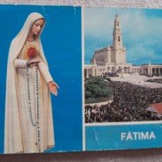 Postales: 1133 FATIMA PORTUGAL COLECCION STARLUX. Lote 221712865