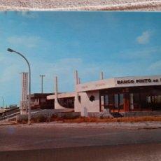Postales: Nº 6 VILAR FORMOSO PORTUGAL EDIFICIO DEL BANCO PINTO SOTTO MAYOR. Lote 221718657