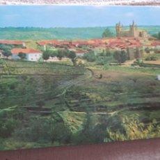 Postales: Nº 1493 MIRANDA DO DOURO PORTUGAL VISTA GENERAL COLECCION SUPERCOR ANCORA. Lote 221719273