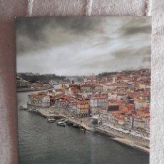 Postales: OPORTO LANDSCAPES 2011 PORTUGAL PORTO PAISAJES 2011 11 X 16 CM. Lote 221719917