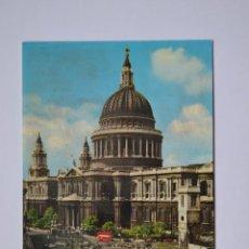 Postales: POSTAL. LONDRES. ST. PAUL'S CATHEDRAL, LONDON. ED. JOHN HINDE. 3L37. NO ESCRITA.. Lote 221883332