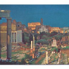 Postales: POSTAL. 00100 ROMA. FORI IMPERIALI. ROM 51. NO ESCRITA.. Lote 221883520