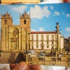 Postales: POSTAL PORTO PORTUGAL CATEDRAL S/C. Lote 221933702