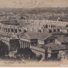 Postales: FRANCIA NIMES VISTA GENERAL 1910 POSTAL CIRCULADA. Lote 222048525