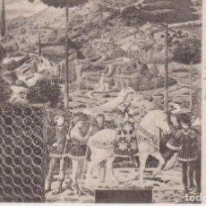 Postales: ITALIA FLORENCIA PINTURA DE B.GOZZOLI 1908 POSTAL CIRCULADA. Lote 222048903