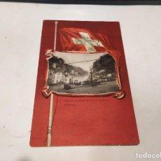 Postales: SUIZA - POSTAL FRIBOURG - QUARTIERS DE L'AUGE ET PONT DU GOTTERON. Lote 222054132